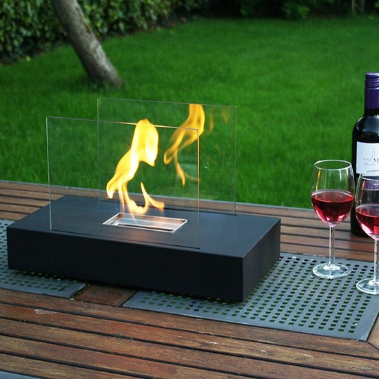 Table Top Bio Ethanol Fireplaces