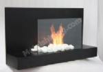 Free Standing Fireplace